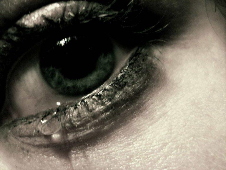 Soñar con llorar o con llanto