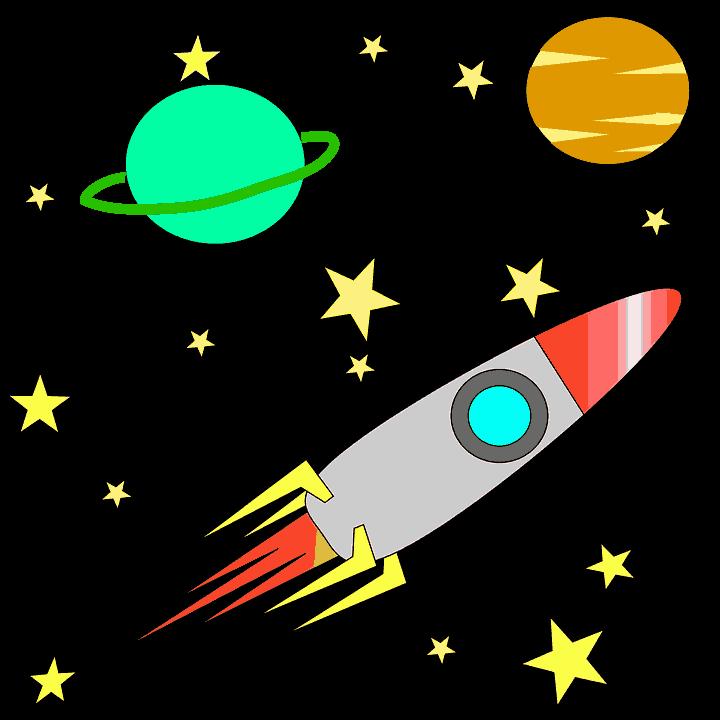 Soñar con planetas y estrellas